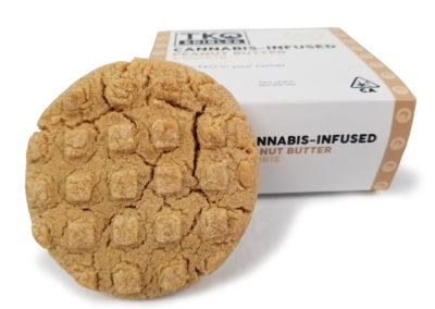 TKO Edibles Peanut Butter Cookie