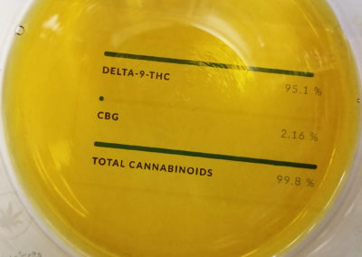 TKO Extracts Distillate